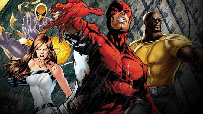 Marvel's NetFlix Lineup: Daredevil S2 Return, Jessica Jones' Future, & Luke Cage's Change of Venue