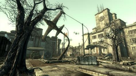 fallout 3 plane