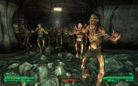 fallout 3 ghouls