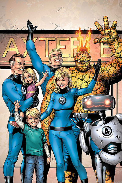 first family fantastic-four