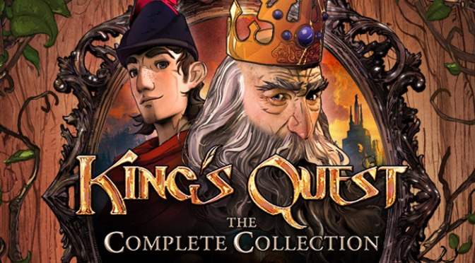 King's Quest: Back and Better? Perhaps.
