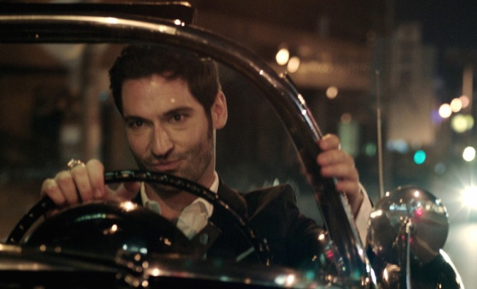 SDCC 2015: Lucifer Pilot Review