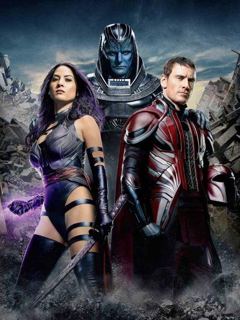 Psylocke and Magneto