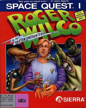 Space Quest Roger Wilco