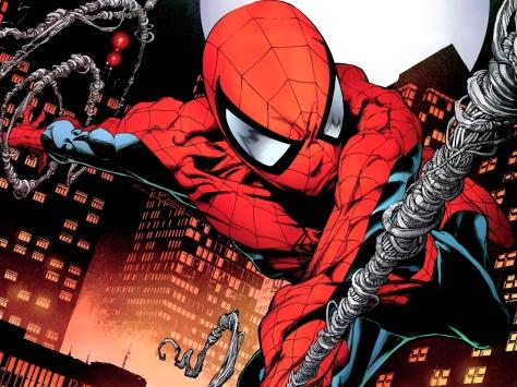 Spider-man Classic costume