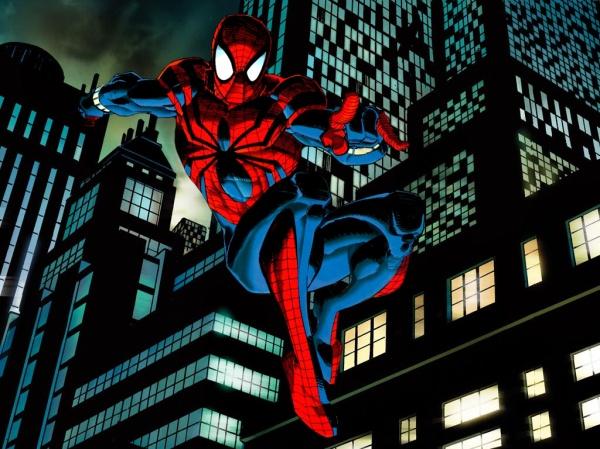 Spider-Man Reilly Costume
