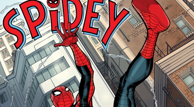 Marvel's Bold Push Forward Includes Room for Classic Spider-Man with 'Spidey'