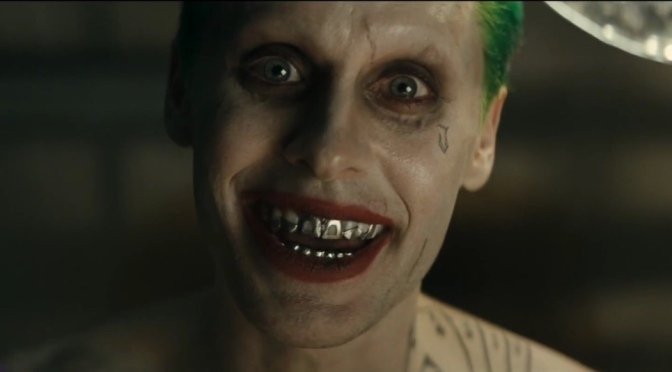 Suicide Squad Comic-Con Trailer Is Finally Here