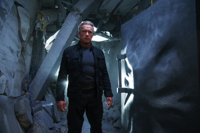 Terminator Genisys: Skynet vs The Connors, Round 5