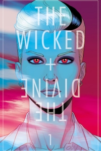 The Wicked The Divine cover