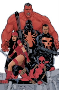 Thunderbolts Marvel Now