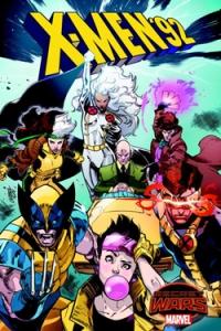 X-Men 92 Cover copy