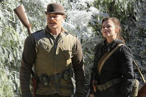 Agent Carter Dum Dum Dugan