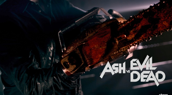 Ash vs Evil Dead: New Trailer and BTS Video Look Promising