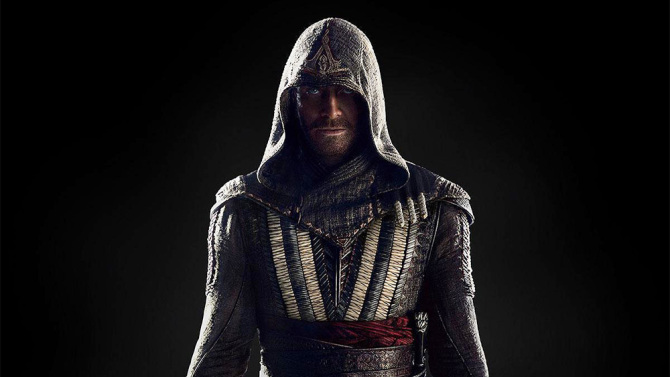 First Look at Michael Fassbender in Assassin's Creed
