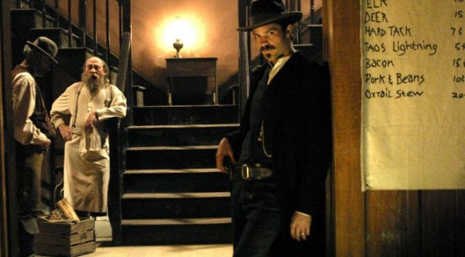 Slimmest of Possibilities; Rumors Swirl Around Deadwood Movie