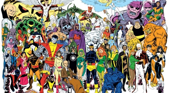 Fox Moving Ahead With X-Men TV Show