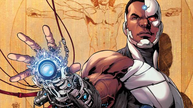 Could Cyborg Be A Gamechanger for DC?
