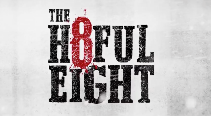 The Hateful Eight Trailer: Tarantino's Snowy Western