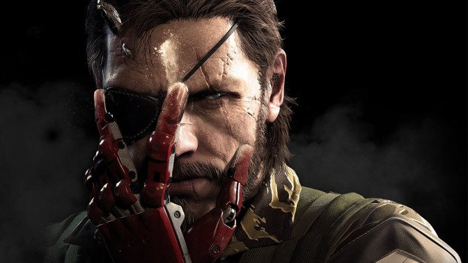 Metal Gear Solid V: The Phantom Pain's Launch Trailer Is A Nostalgia Trip