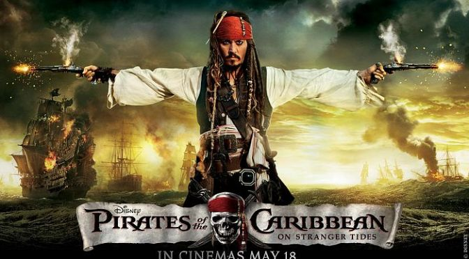 Pirates Of The Caribbean 5 Script Ready – Is Depp Ready? *UPDATED*