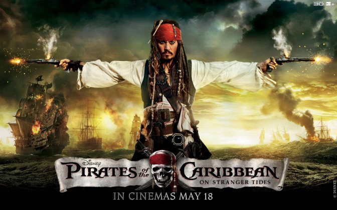 Pirates of the Caribbean 4: On Stranger Tides – Grizzly Review