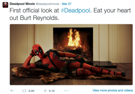 Deadpool Burt Reynolds