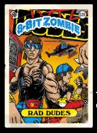 8 bit zombie rad dudes tees