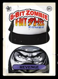 8 bit zombie sold out ninja