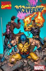 Wolverine '92 variant