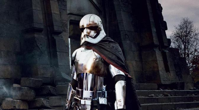 Gwendoline Christie On Captain Phasma, Playing Strong Women