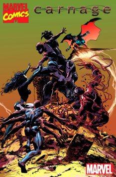 CARNAGE #3 Marvel '92 Varian