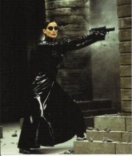 Moss in The Matrix (1999)