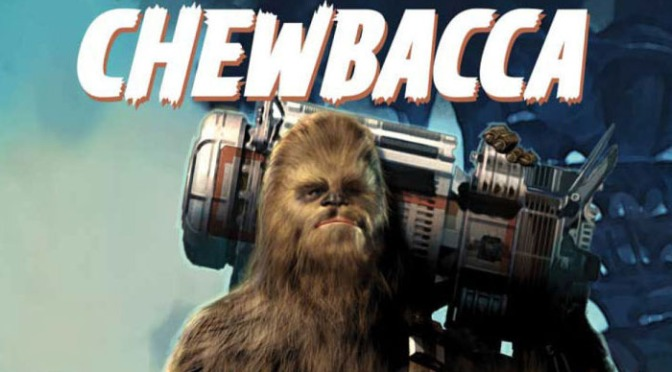 Fans get First Look at Marvel's Upcoming Chewbacca #1