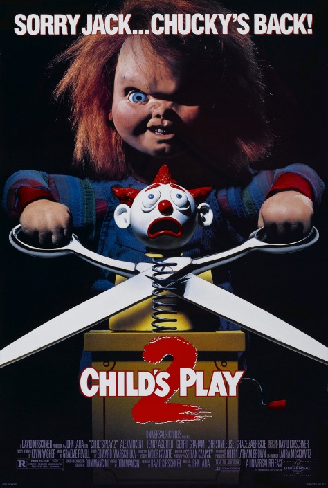 Childs Play 2 Poster