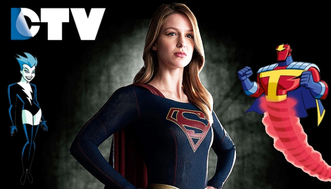 Supergirl: Red Tornado, Livewire and New Footage
