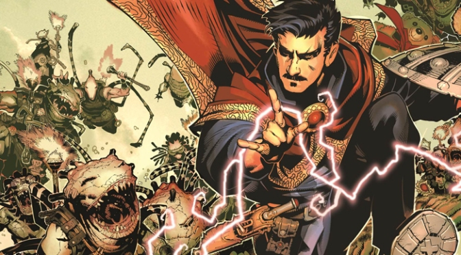Doctor Strange #1 Casts Spell This October