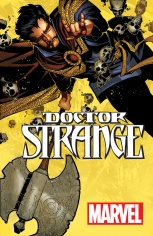 Doctor Strange #1 Cover by Chris Bachalo