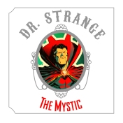 Doctor Strange #1 Hip Hop Variant by JUAN DOE