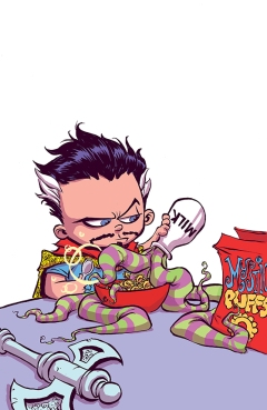 Doctor Strange #1 Variant Cover SKOTTIE YOUNG