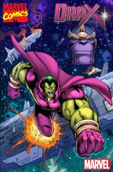 DRAX #2 Marvel '92 Variant