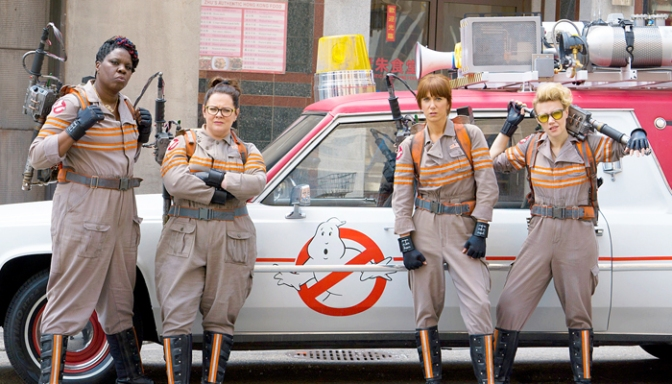 New Ghostbusters Movie Chock Full Of Cameos