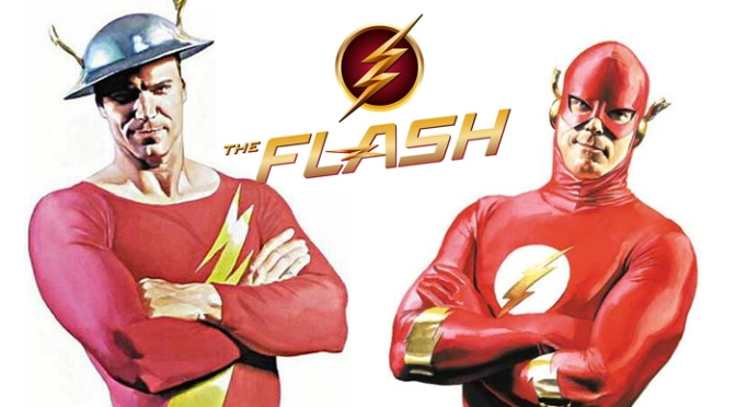 The Flash Season Two: New Trailers, Jay Garrick, and Casting News