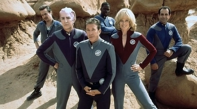 Galaxy Quest Television Series In The Works