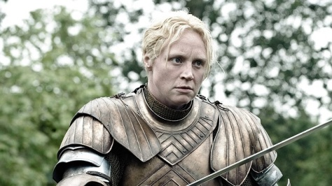 Brienne of Tarth ( Image: HBO)