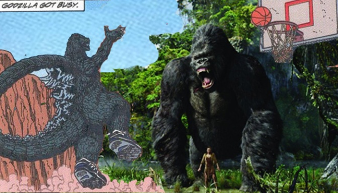 Size Does Matter: Why King Kong Would Lose in Godzilla/Pacific Rim Jaeger Brawl
