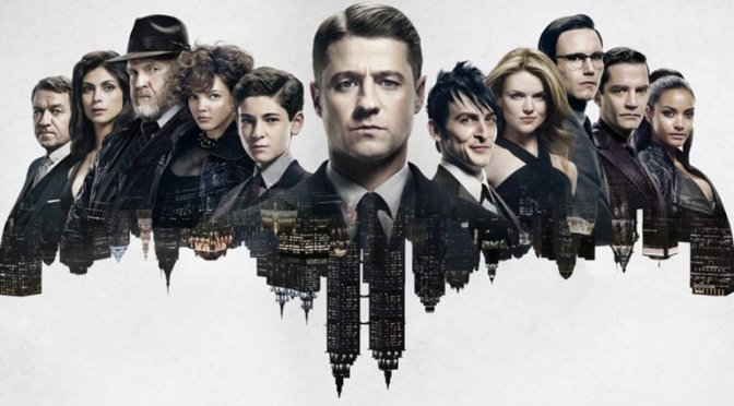 Villains Rise In Gotham, And Finger Finally Gets The Credit