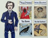 homemade horror halloween prelude ardently crafted paper doll 4
