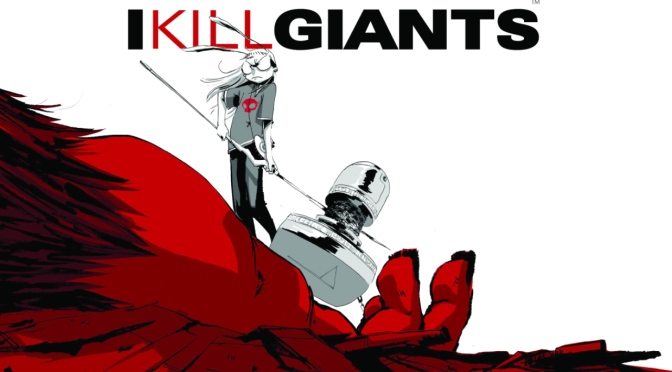 I Kill Giants: Movie Adaptation Coming, Zoe Saldana Joins Cast