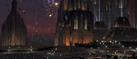 Imperial Coruscant
